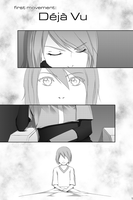 Perpetual Motion Chapter 1 Pg 1 by hikari-chan