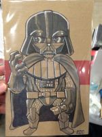ACE Darth Vader Lil Dude by MARR-PHEOS