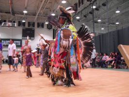 Native American Indian Pow Wow by SailorUsagiChan