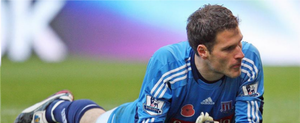 Asmir Begovic by michal26