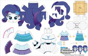 Rarity (JCG 066) by ELJOEYDESIGNS