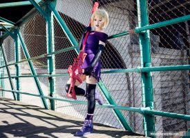 Purple Dress Roxy Lalonde - Homestuck by Mostflogged