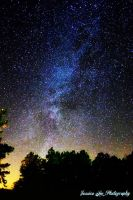 Milky Way from Eastern NC by daftopia
