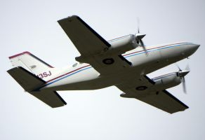 Cessna 421C Takeoff by shelbs2