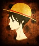 Luffy-HeadShot by sakuraxls2