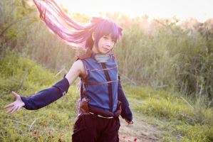 Akatsuki - Log Horizon by Ying-Juan