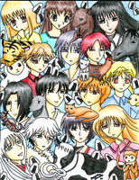 The Year of the Sohma Family by InspirationDruid26
