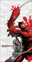 Blindness Daredevil by Tortuegfx