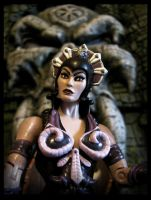 evil lyn at greyskull 2 by nightwing1975