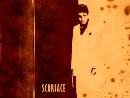 Scarface by forevercrestfallen