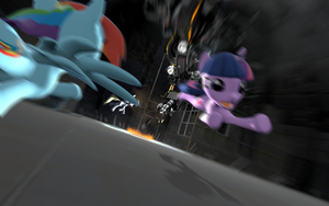 GMod Pony Contest Entry - Completed by embryonicContraption