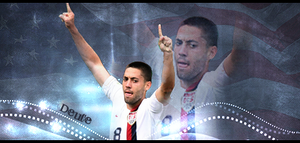 Clint Dempsey Signature by TWRaBiDMoNkEy