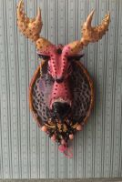 Zodiac Sign Cancer Stag by smokethesourlemonade