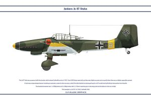 Ju 87 StG 2 7 by WS-Clave