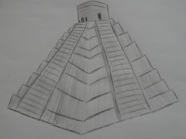 Look at that pyramid. by ElizabethAuditore