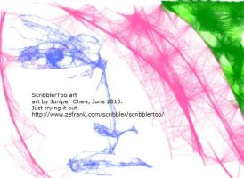 ScribblerToo try-out by ibr-remote