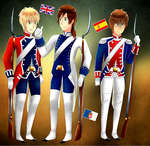 Peninsular War Alliance by SpainOyabun