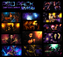 PSD PACK 2 by N-3O