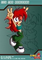 Sonic Battle Series - Iza by chaokiller
