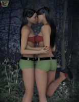 Heather's True Love by ImfamousE
