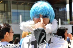 Fanime 2014 : Faces of Cosplay_0013 by JuniorAfro
