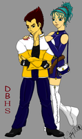 DBHS 2 by The-DCG