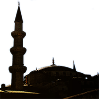 sultan.ahmed.mosque.icon by lechistani
