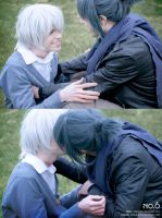 Shion And Nezumi Cosplay - Innocence by DakunCosplay