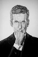 12th Doctor by Barfly1986