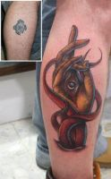 Roger Cover up by tatuato