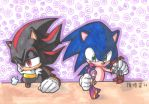 Sonic should share by songosai