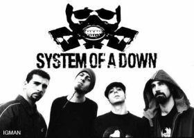 System of a Down poster by IGMAN51