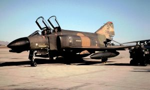 307 TFTS F-4D with a ZF Tail Code by F16CrewChief