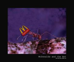 .mcdonalds.and.the.ant. by megarea