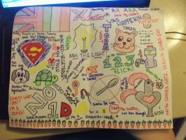 My 1D Concert Poster :D by LamboLegendary