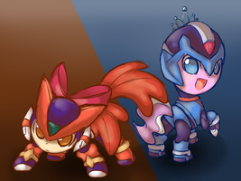 Zero Bloom and Copy Tiara by thegreatrouge