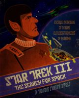 Star Trek III: The Search for Comrade Spock by DaveSong