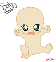 Baby Base by MimiTheFox