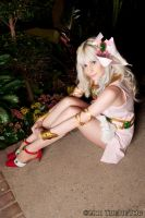 Nia Teppelin cosplay 2 by meteorie
