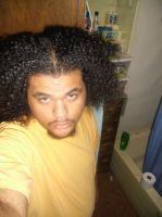 Just Took The Braids Out (2012) by Proud2BMe1936