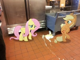 Fluttershy is Such A Butterhooves by EMedina13
