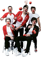 One Direction png 8 by MeganL125
