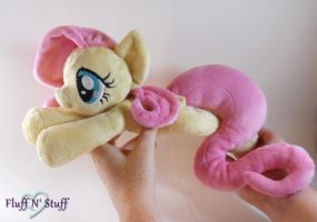 Fluttershy Plush - For Sale! by SailorMiniMuffin
