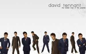 davidtennant desktop wallpaper by tenArt