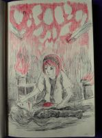 Weeping by oodell