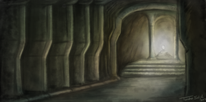 Hall of the Ancients by TurboSolid