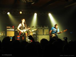 Silverchair - Take the Stage by blueink-ac