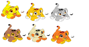 Lion King Adoptables! CLOSED!!!!!! by lionponyharvestking
