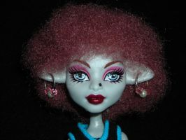 Tana Doll -Close Up- by PirateFairy