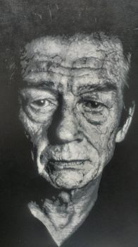 John Hurt by NeverenderDesign